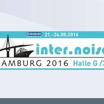 KRAIBURG PuraSys auf der Internoise 2016
